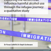 Exploring the factors that influence harmful alcohol use through the refugee journey: a qualitative study